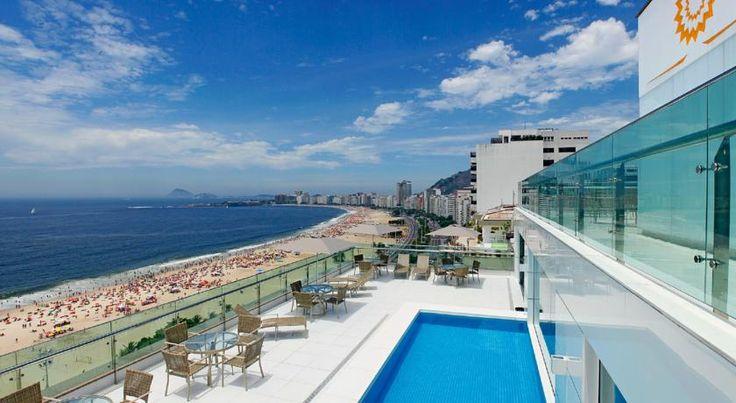 Arena Copacabana Hotel - Rio de Janeiro