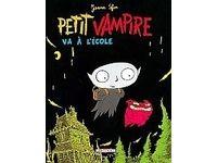 Petit vampire va à l'école est un livre pour enfants de Joann Sfar. Idée de lecture pour les plus petits pour Halloween ?
