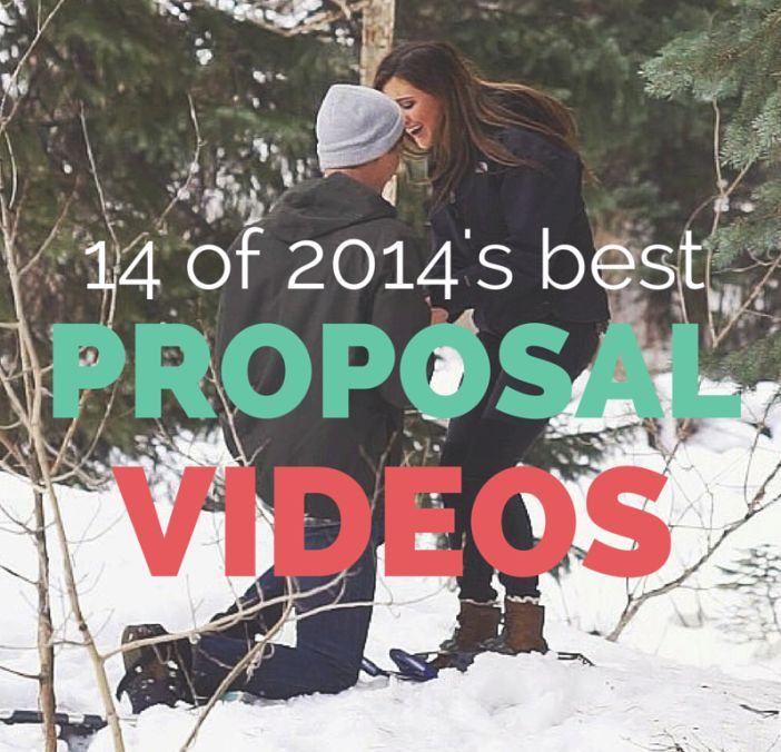best proposal videos of 2014 from @howheasked