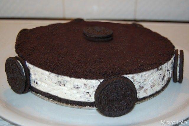 Torta Oreo cheesecake