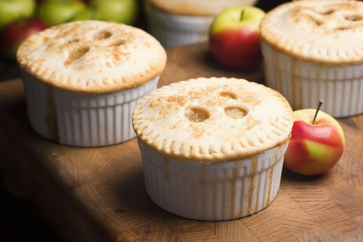 Luxury Mini Apple Pie