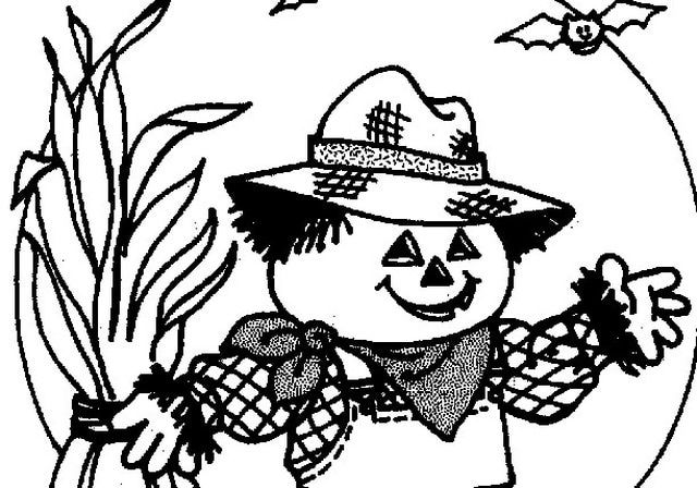 Thousands Free Printable Halloween Coloring Pages: Free Halloween Coloring Pages at PapaJan.com