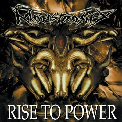 BEHIND THE VEIL WEBZINE: MONSTROSITY – Rise to Power Review