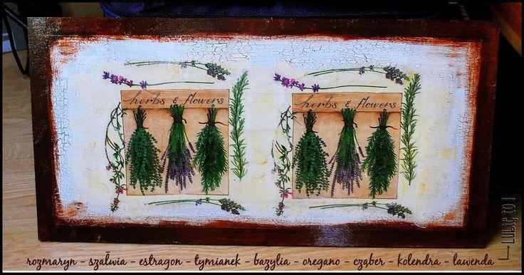 Handmade in Jerutki: Ziołowy post