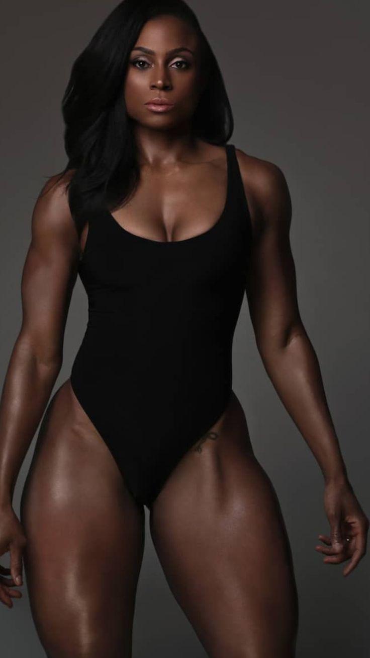 Nude Fit Black Women