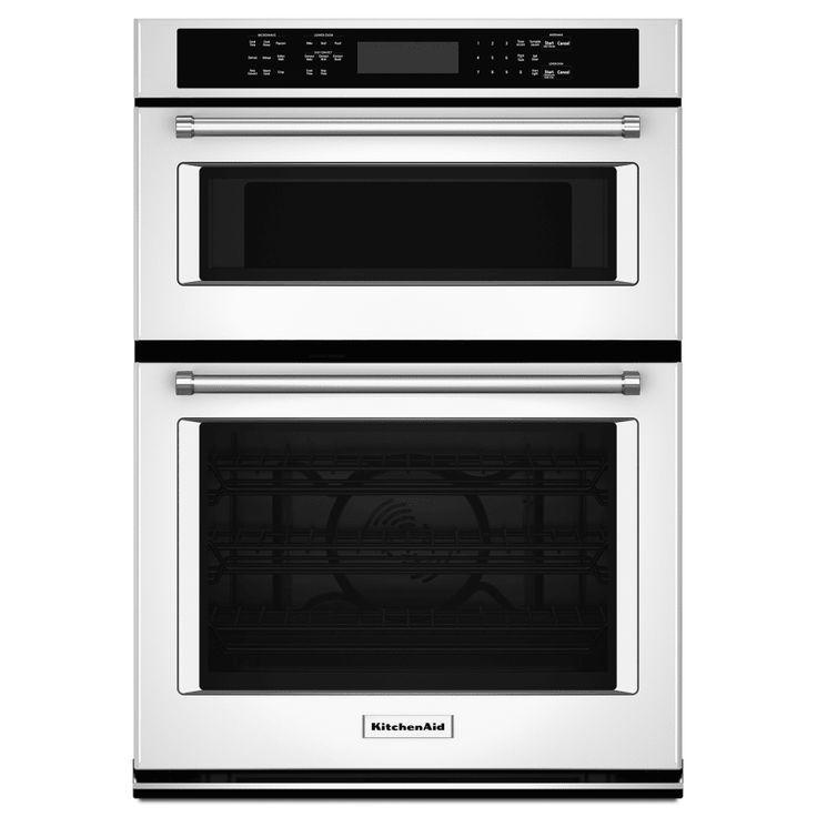 Kitchenaid koce507e 27 inch wide 43 cu ft combination