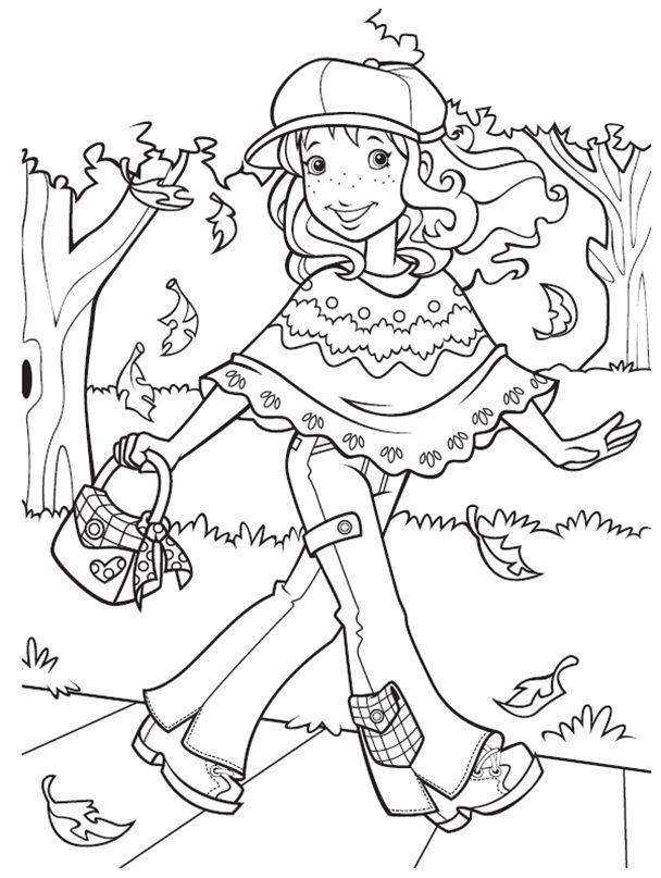 vintage holly hobbie coloring pages - 849 best coloring pages barbie disney nouveau etc