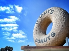 Randy's Donuts, #LA