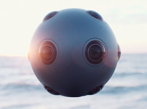 Nokia Announces OZO 360-Degree Camera For Filming Virtual Reality - SIJUTECH