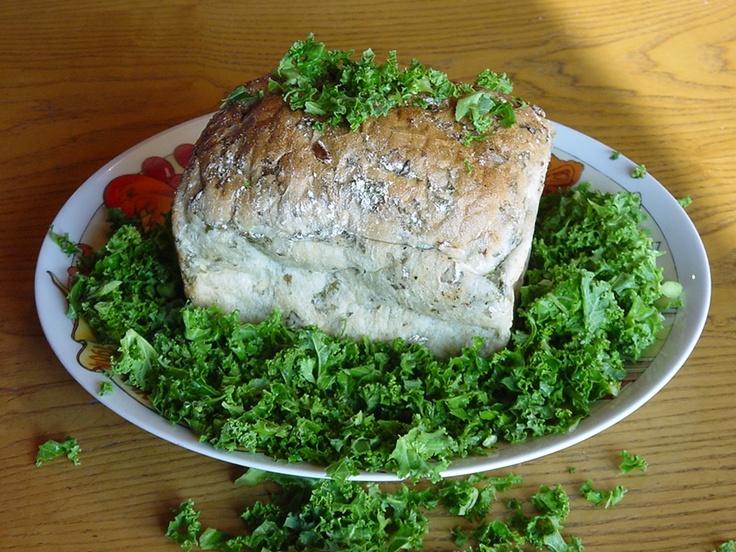 Boerenkool brood