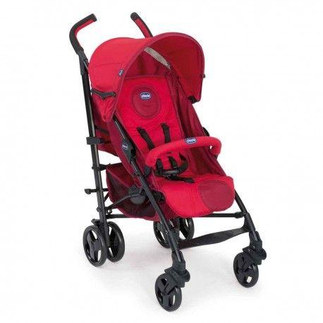 SILLA DE PASEO CHICCO LITE WAY: diseño único y muy actual, ligera, compacta, uniendo el confort con la funcionalidad de una sillita de paseo de máxima calidad.