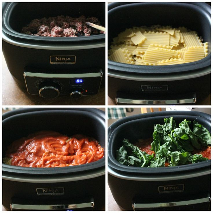 Ninja cooking system  I made this and I love it. I have made it twice.