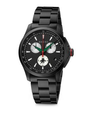 Gucci Chronograph Bracelet Watch