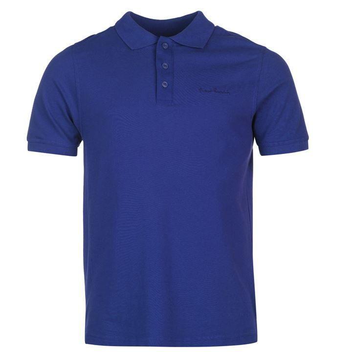 Pierre Cardin   Pierre Cardin Plain Polo Shirt   Men's Polos