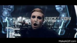 Top 10 Cameos from Taylor Sift's Bad Blood video. No. 6: Lena Dunham as Lucky Fiori