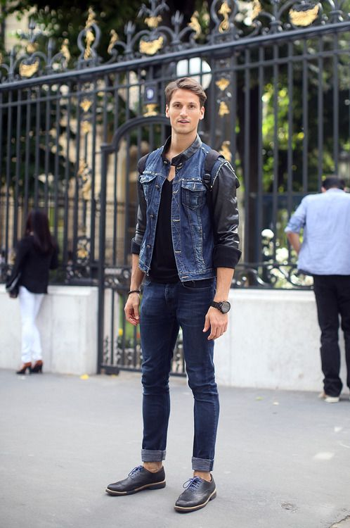 17 Best images about MENSWEAR on Pinterest | Denim jackets ...
