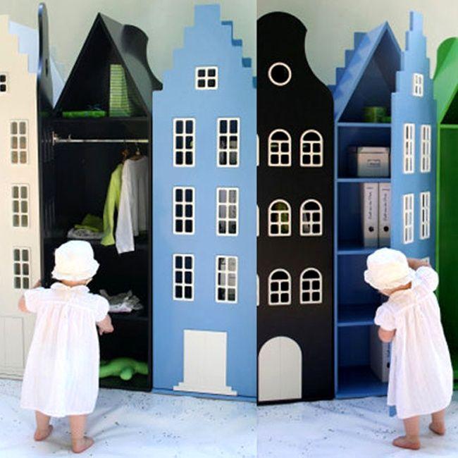 "Mobili per bambini: la cameretta ""magica"" - VanityFair.it"