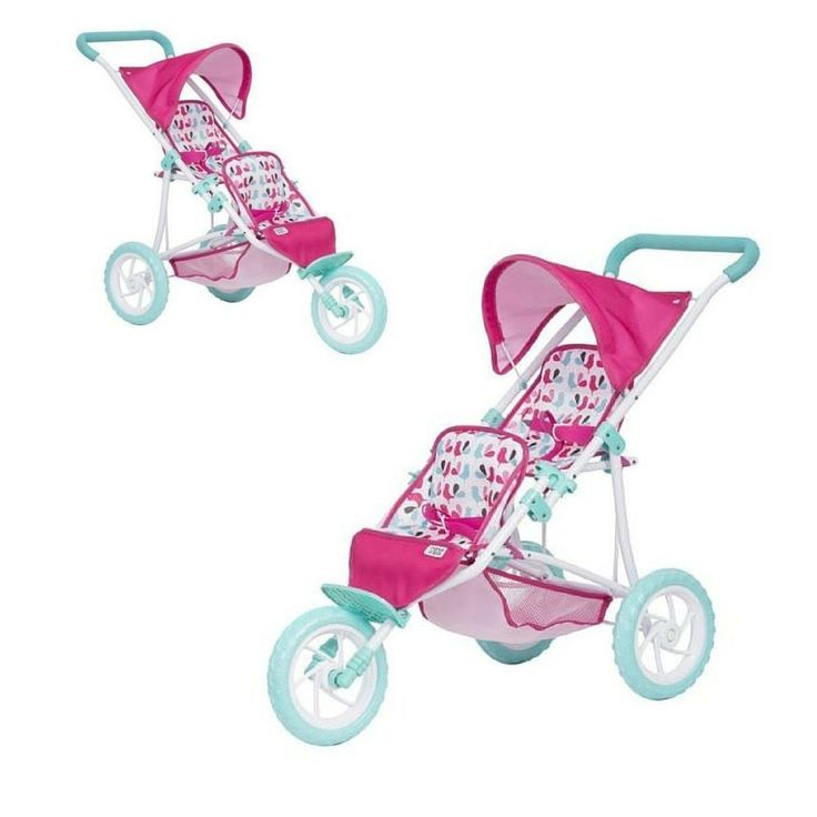 Baby Doll Stroller Dolls Pushchair Prams Nursery Room