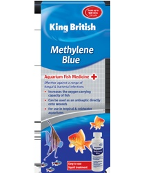 53 best king british aquarium products images on pinterest for Methylene blue for fish