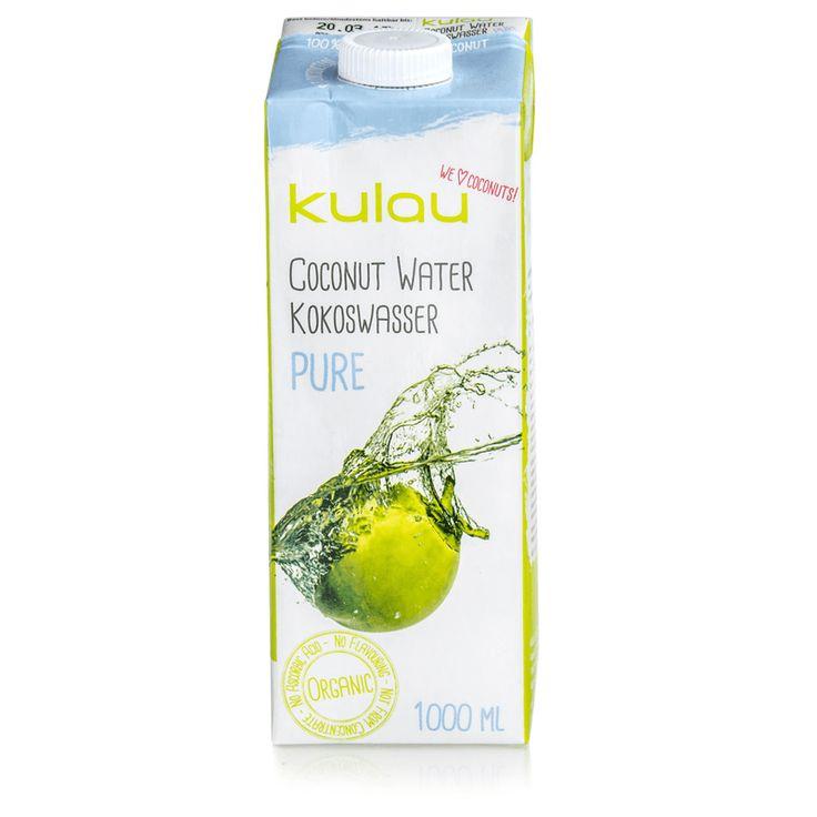 100% čistá kokosová voda od KULAU je přírodní isotonický nápoj plný živin a minerálů z čerstvých filipínských kokosových ořechů.