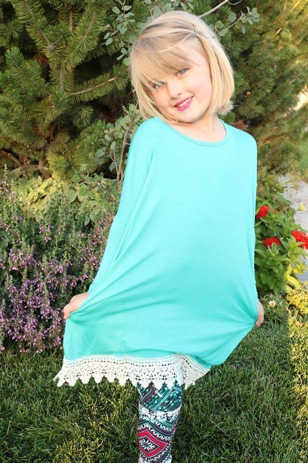 Girl's Fall Tunics | Jane
