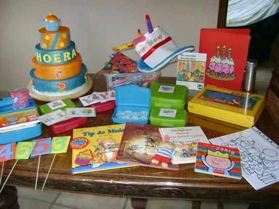 #Verjaardagskoffer!