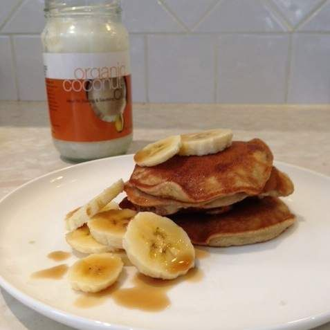 Recipe Paleo Pancakes by Joanna Rusling - Group Leader - Recipe of category Basics