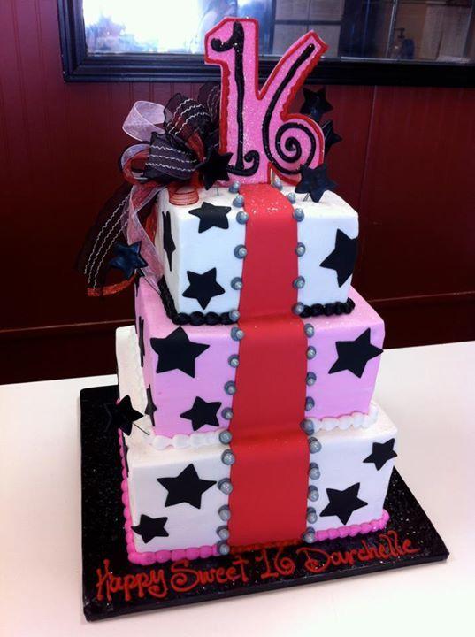 Vanessa Hudgens Birthday Cake