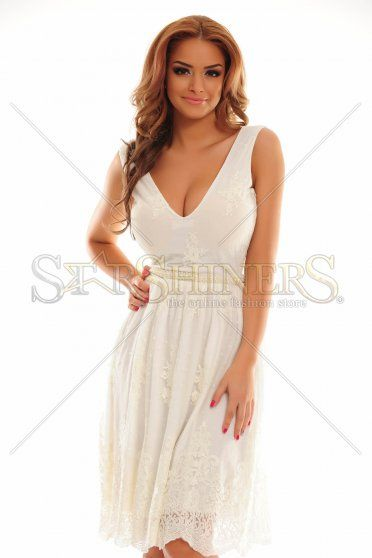LaDonna Anonymous Lover White Dress