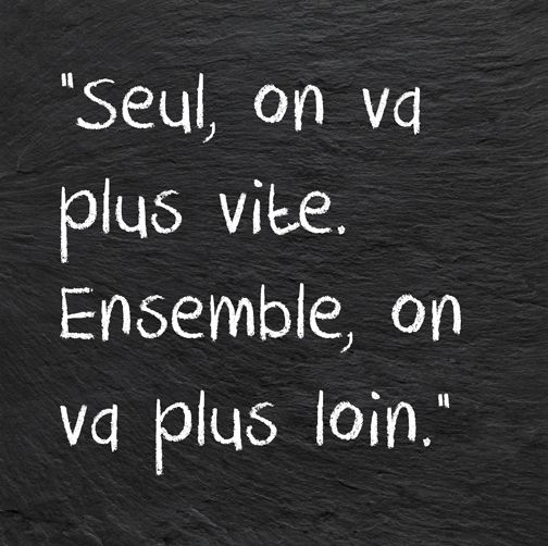 Nos citations qui inspirent et amènent à réfléchir. #citation