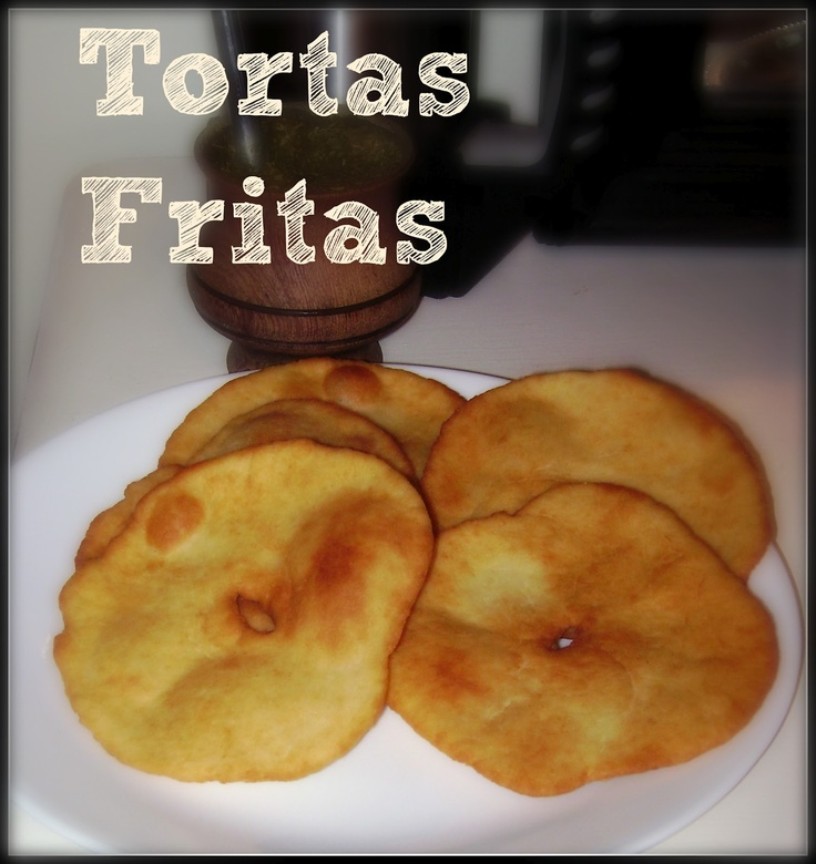 The Family Fun Spot: Tortas Fritas