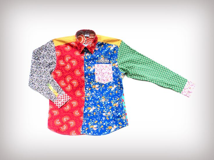 Shiteshirt - Casual dress shirt made with numerous outrageously weird and wonderful designs.