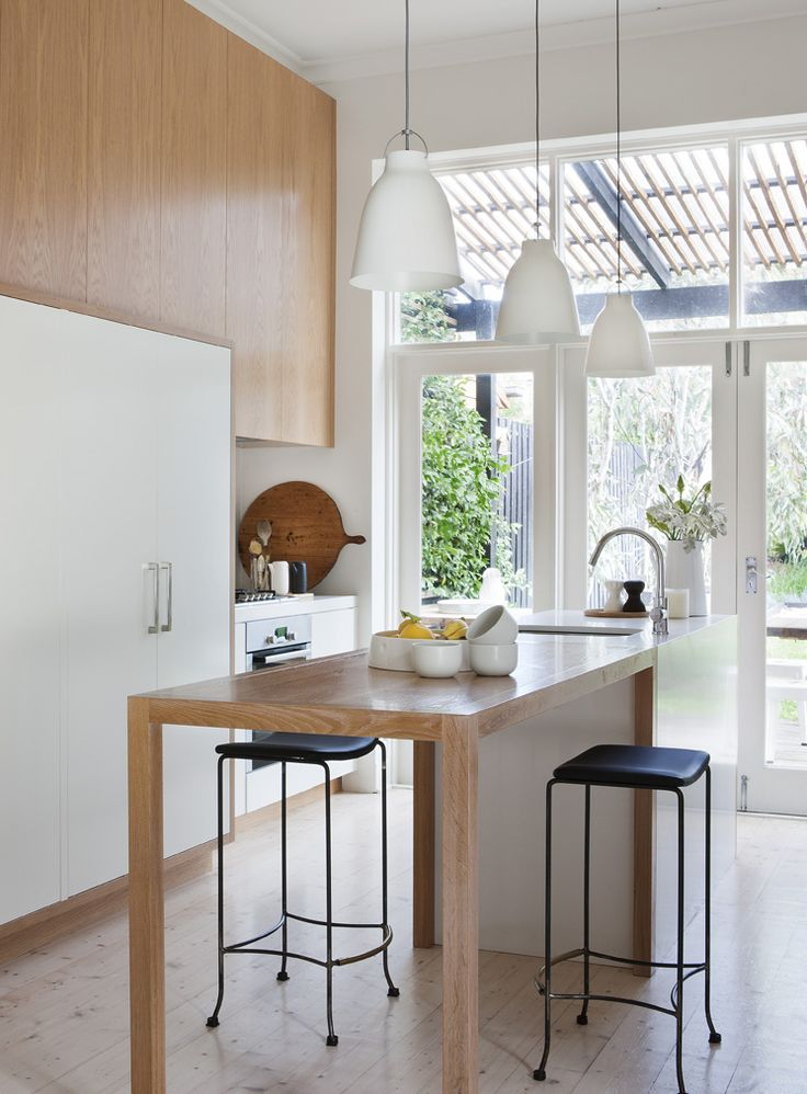 Melbourne Based Interior Designer Beatrix Rowe Was More Than Up For The Challenge When She Given Brief Of Renovating An Existing Family Hom