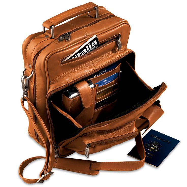 The Organized Traveler's Carry On - Hammacher Schlemmer - does it come in black?