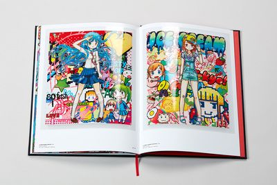 Akatre, Catalogue d'exposition de MR à Seattle, 2015