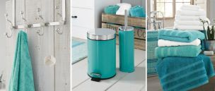 13 best bathroom images on pinterest nautical bathrooms - Anna s linens bathroom accessories ...
