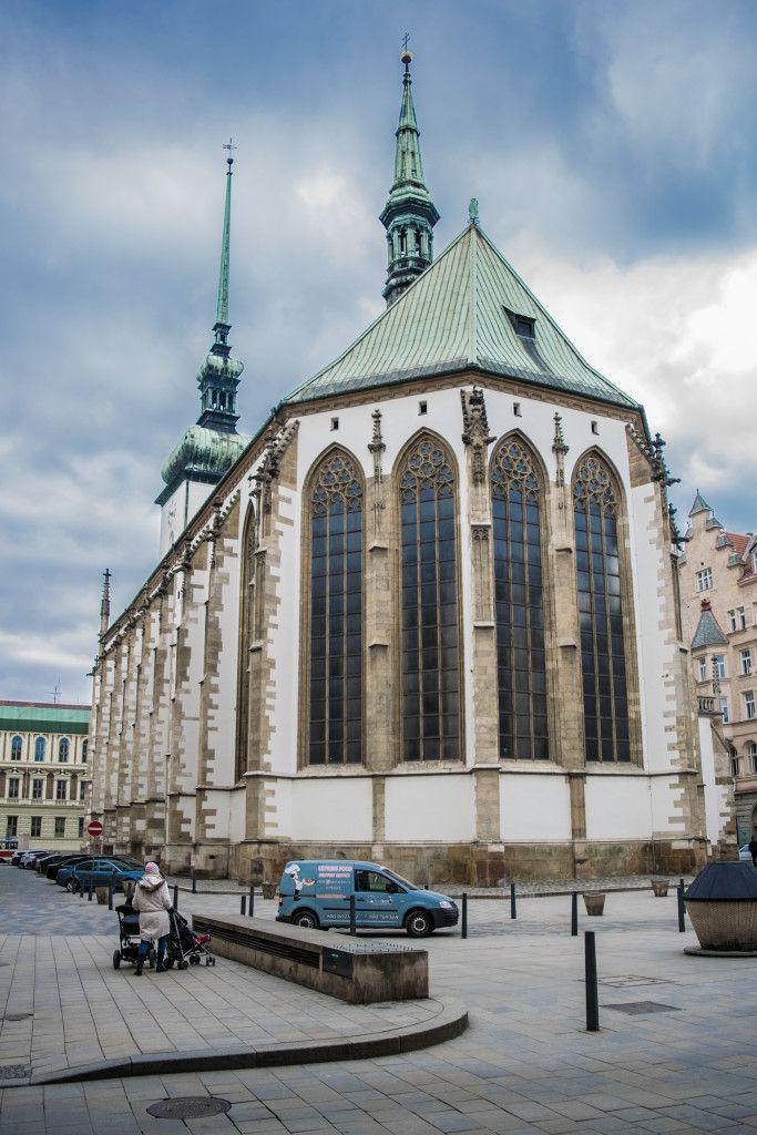 Kostel svatého Jakuba Brno