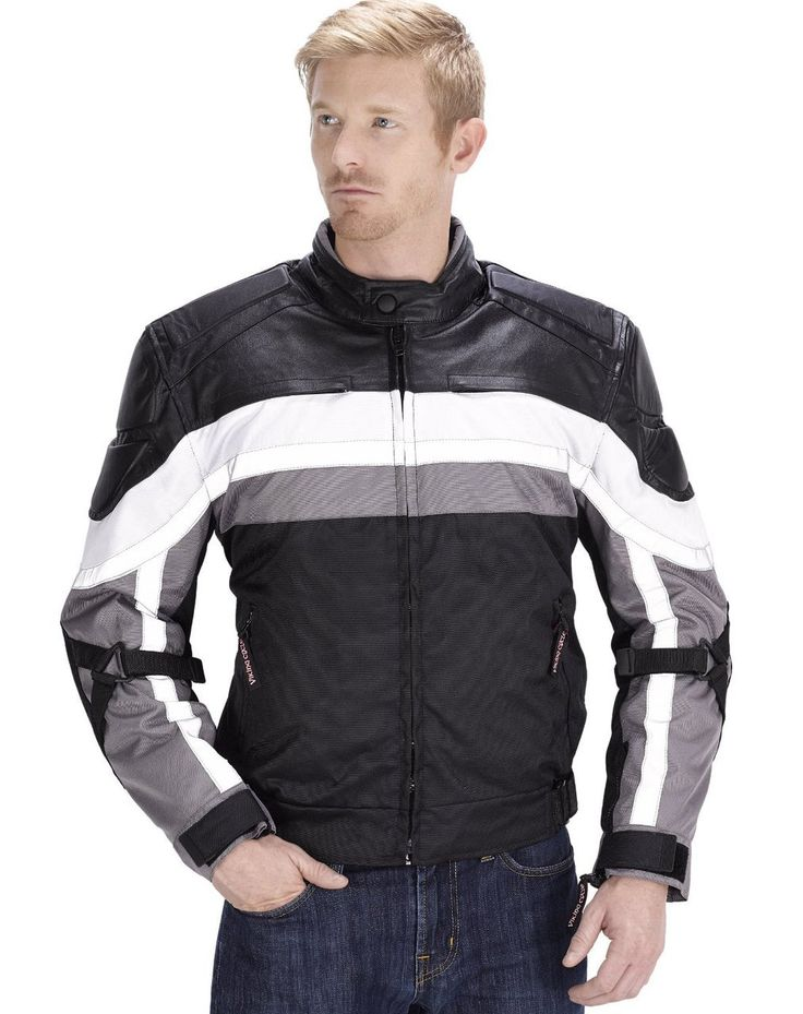 1000 ideas about motorcycle jackets for men on pinterest