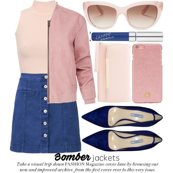How To Wear BOMBER JACKETS Outfit Idea 2017 - Fashion Trends Ready To Wear For Plus Size, Curvy Women Over 20, 30, 40, 50