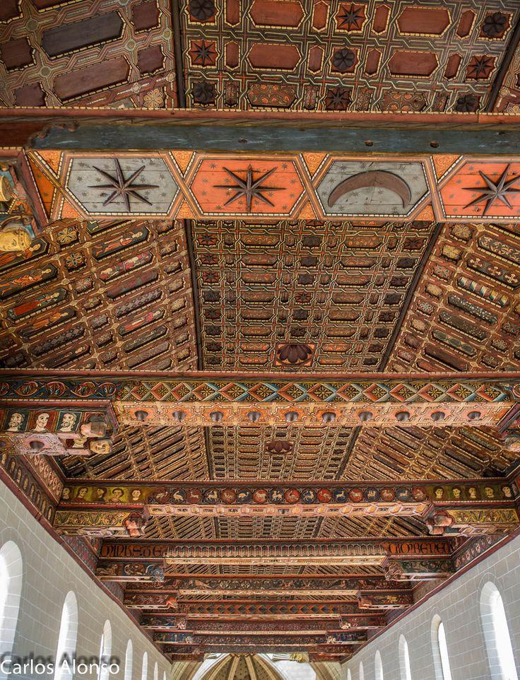 artesonado catedral de teruel - Busca de Google