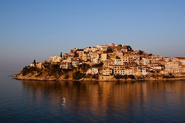 Kavala, #Thassos Island #Greece