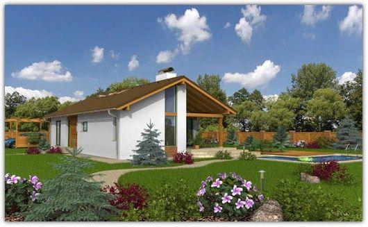 Budgetwoning Varciorog | Houten huis bouwen