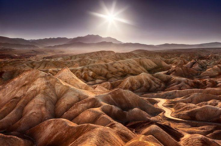 36 miejsc na Ziemi, które wyglądają jak z innej planety.