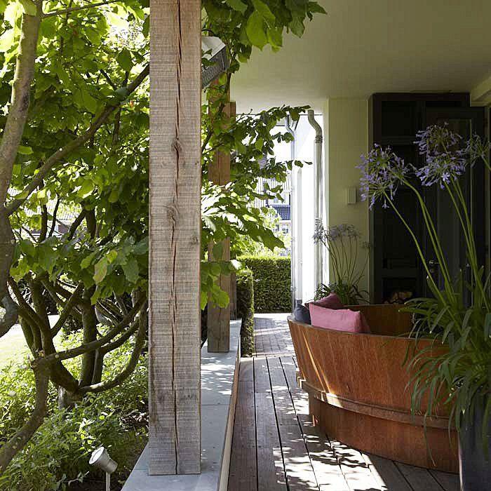 Tuin om te relaxen - Derde prijs Tuin van het jaar 2012