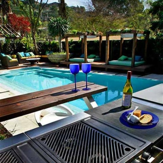 27 best images about backyard on pinterest backyards for Backyard makeover with pool