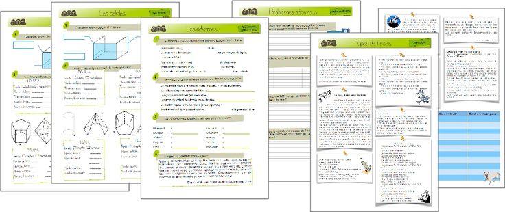 [Plan de travail] Nouvelles fiches - Cycle 3