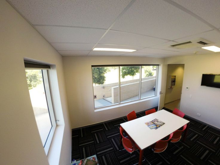 Quick repaint of a meeting room at AFL Queensland. - Jack's Brush, Painters, Greenslopes, QLD, 4120