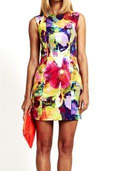 Talulah creative life dress, $220 | www.threadsandstyle.com.au