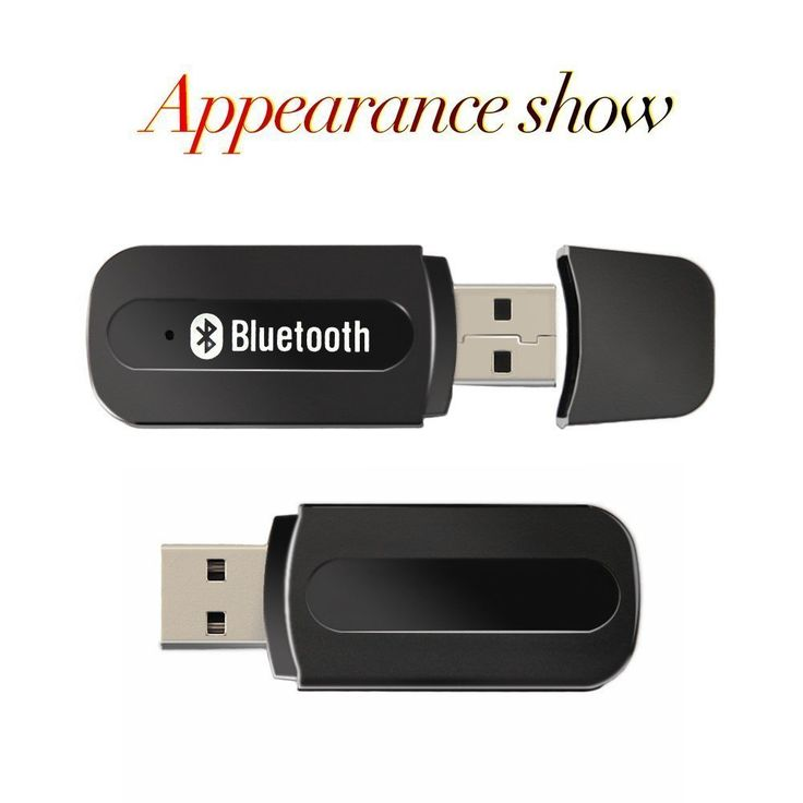 """Bluetooth Adapter Receiver,URANT Car Kit Mini USB Wireless Audio Adapter Bluetooth Music Receiver & Adapter Home /Car Phone iPhone Stereo Speakers Headphones Car (AUX In) Music Sound System. Use for Home Theatre, Mobile Phone, Karaoke Player, Computer, Stage. Easy To Operate:Simply connect your speaker with our device, the name is """"BTR118"""" immediately transform your speakers into a fashionable wireless bluetooth speaker. Wireless Play:Removing troubles of wired connection,through the..."""