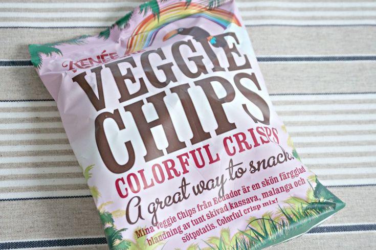 Rotgrønsaker Chips